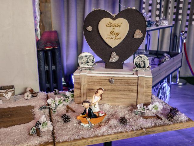 Le mariage de Jessy et Christel à Conflans-Sainte-Honorine, Yvelines 85