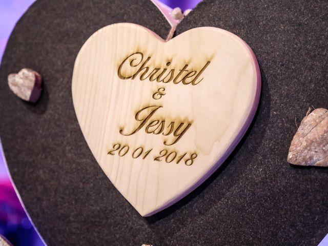 Le mariage de Jessy et Christel à Conflans-Sainte-Honorine, Yvelines 87