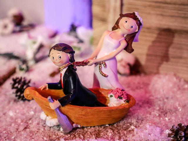 Le mariage de Jessy et Christel à Conflans-Sainte-Honorine, Yvelines 88