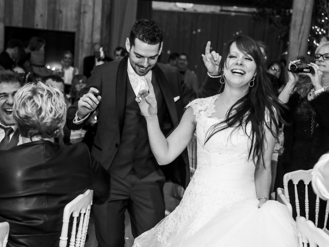Le mariage de Jessy et Christel à Conflans-Sainte-Honorine, Yvelines 162