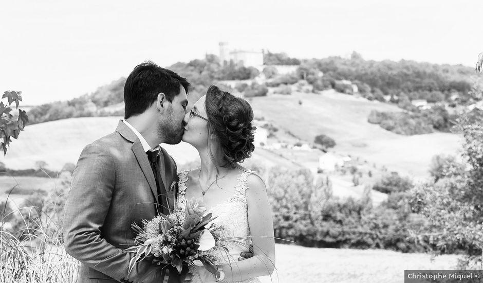 Le mariage de Alexandre et Mélyssa à Auch, Gers