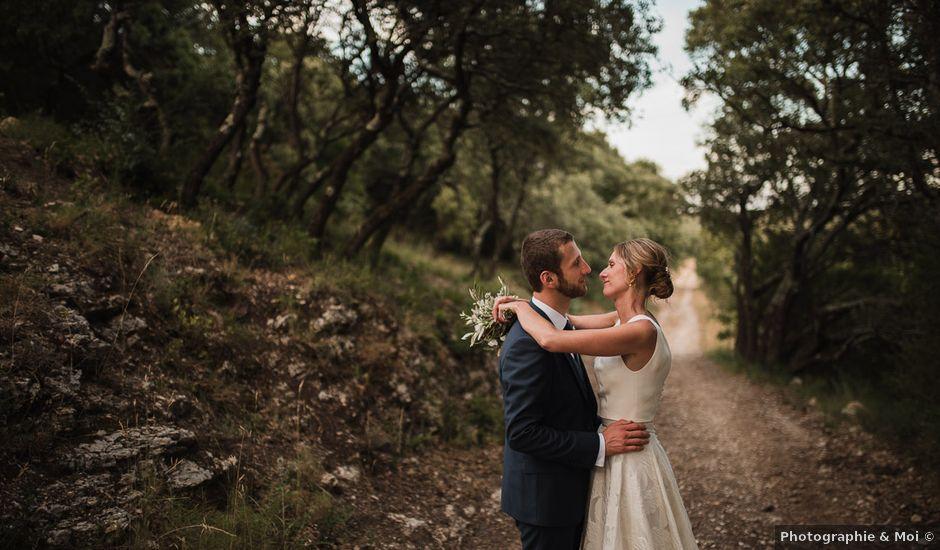 Le mariage de Gautier et Caroline à Rochefort-du-Gard, Gard