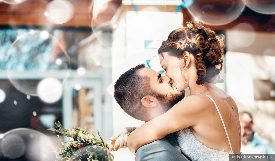 Le mariage de Jeremey et Audrey à Parcey, Jura