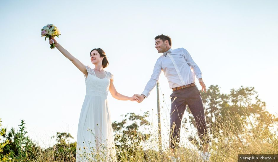 Le mariage de Thomas et Louise à Valle-di-Campoloro, Corse