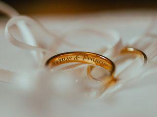 Le mariage de Noémie et François 1