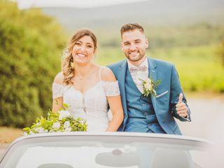 Le mariage de Julie et Teddy