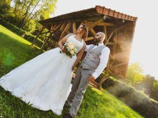 Le mariage de Anaïs  et Tony