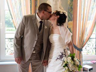 Le mariage de Sophie et Brice