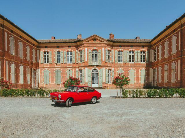 Le mariage de François et Noémie à Toulouse, Haute-Garonne 7