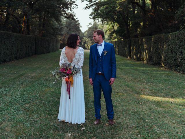 Le mariage de Noémie et François