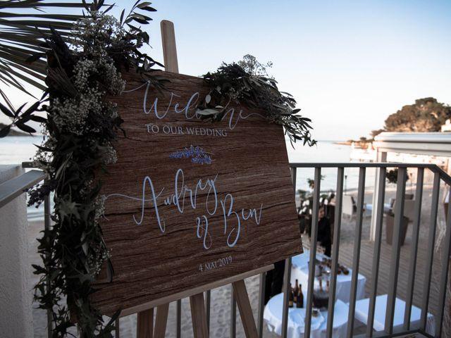 Le mariage de Ben et Audrey à Antibes, Alpes-Maritimes 11