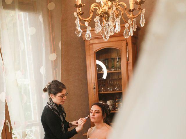 Le mariage de Loic et Romane à Franconville, Val-d'Oise 7