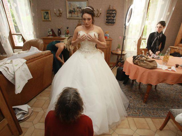 Le mariage de Loic et Romane à Franconville, Val-d'Oise 17