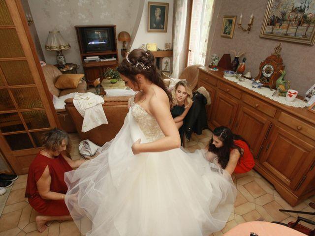 Le mariage de Loic et Romane à Franconville, Val-d'Oise 18