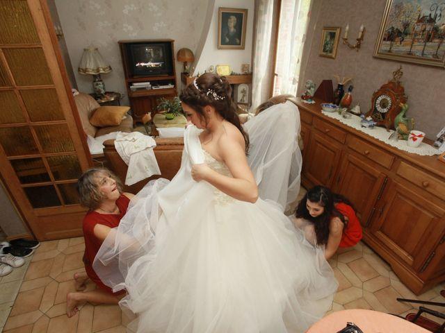 Le mariage de Loic et Romane à Franconville, Val-d'Oise 19