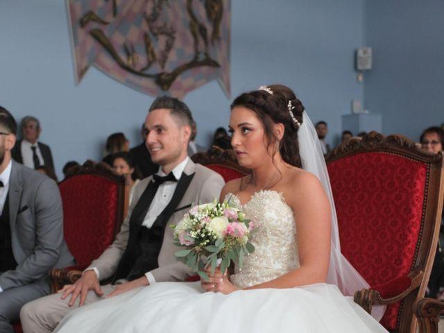 Le mariage de Loic et Romane à Franconville, Val-d'Oise 37