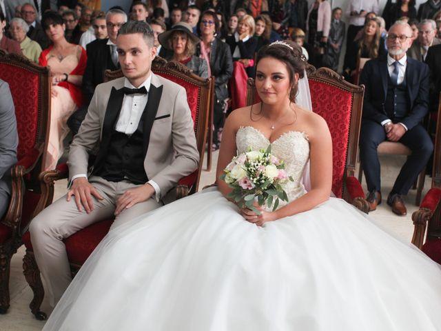 Le mariage de Loic et Romane à Franconville, Val-d'Oise 38
