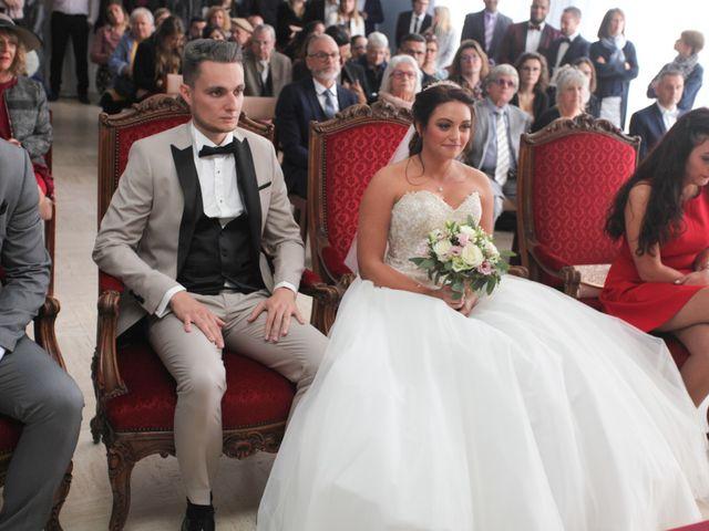 Le mariage de Loic et Romane à Franconville, Val-d'Oise 42