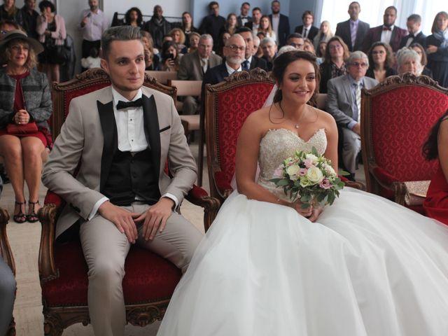 Le mariage de Loic et Romane à Franconville, Val-d'Oise 44