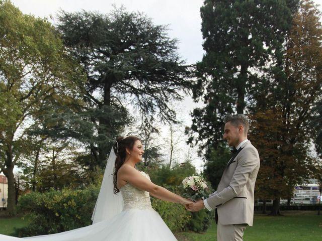 Le mariage de Loic et Romane à Franconville, Val-d'Oise 51