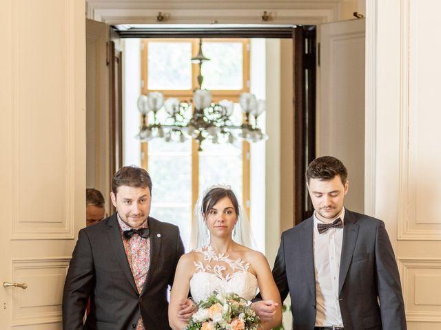 Le mariage de Adrien et Alexia à Annecy, Haute-Savoie 9