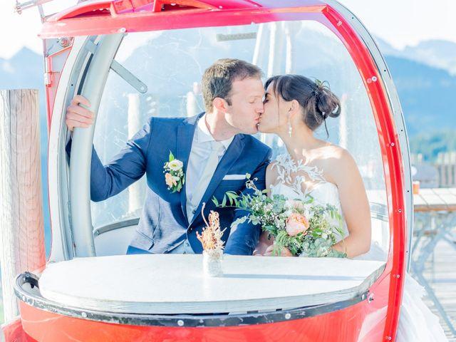 Le mariage de Adrien et Alexia à Annecy, Haute-Savoie 10