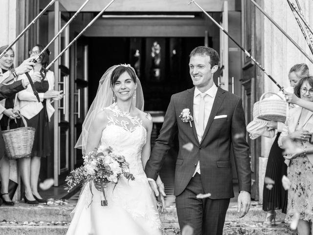 Le mariage de Adrien et Alexia à Annecy, Haute-Savoie 50