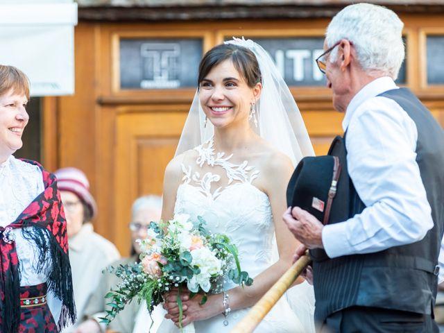 Le mariage de Adrien et Alexia à Annecy, Haute-Savoie 52