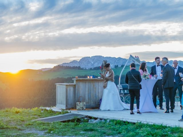 Le mariage de Adrien et Alexia à Annecy, Haute-Savoie 54