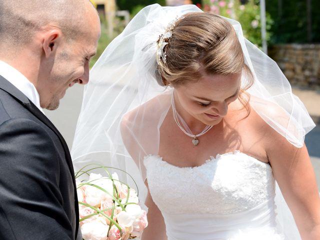 Le mariage de Julien et Gaëlle à Chazay-d'Azergues, Rhône 5