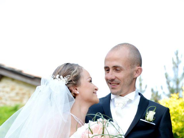 Le mariage de Julien et Gaëlle à Chazay-d'Azergues, Rhône 9