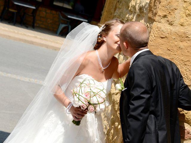 Le mariage de Julien et Gaëlle à Chazay-d'Azergues, Rhône 13
