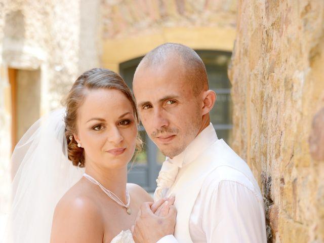 Le mariage de Julien et Gaëlle à Chazay-d'Azergues, Rhône 17