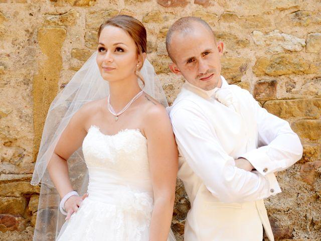 Le mariage de Julien et Gaëlle à Chazay-d'Azergues, Rhône 19