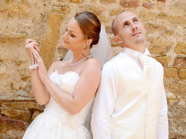 Le mariage de Julien et Gaëlle à Chazay-d'Azergues, Rhône 20