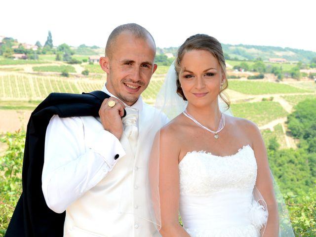 Le mariage de Julien et Gaëlle à Chazay-d'Azergues, Rhône 26