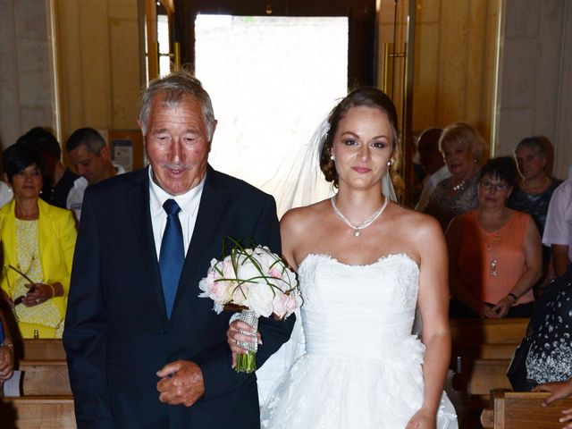 Le mariage de Julien et Gaëlle à Chazay-d'Azergues, Rhône 27