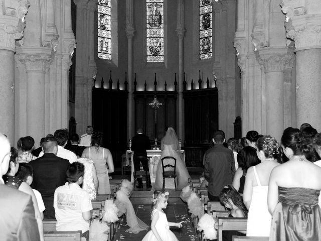 Le mariage de Julien et Gaëlle à Chazay-d'Azergues, Rhône 31