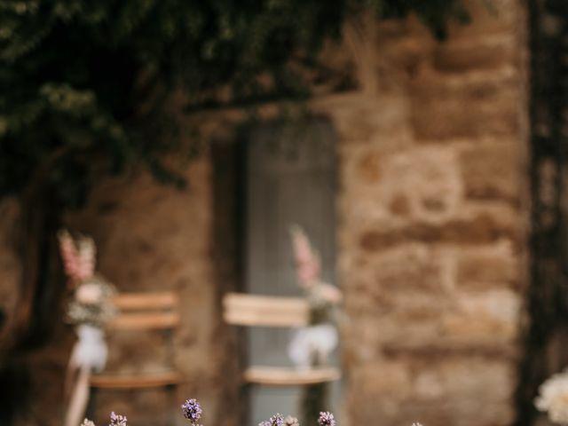 Le mariage de Jonh et Alexia à Les Arcs, Var 15