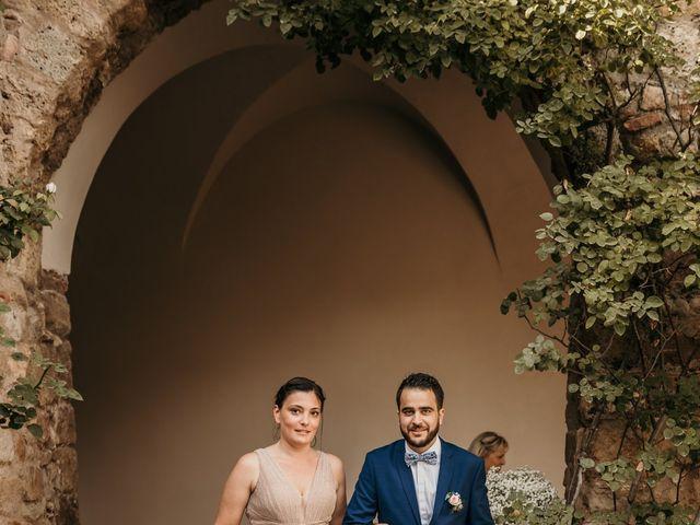 Le mariage de Jonh et Alexia à Les Arcs, Var 37