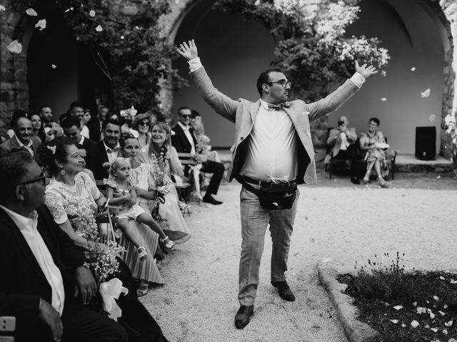 Le mariage de Jonh et Alexia à Les Arcs, Var 40
