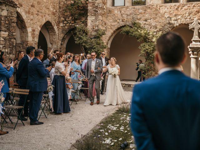 Le mariage de Jonh et Alexia à Les Arcs, Var 47