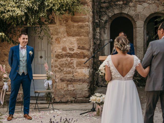 Le mariage de Jonh et Alexia à Les Arcs, Var 48