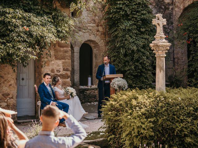 Le mariage de Jonh et Alexia à Les Arcs, Var 50