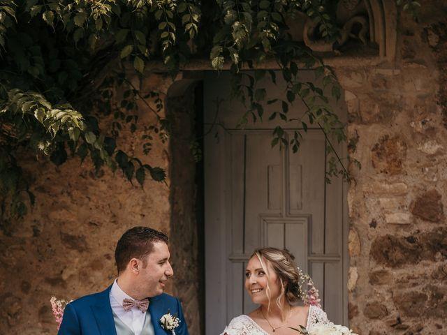 Le mariage de Jonh et Alexia à Les Arcs, Var 51