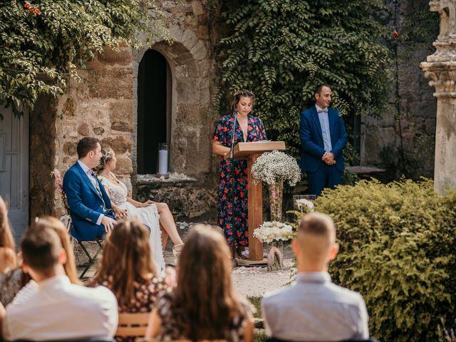 Le mariage de Jonh et Alexia à Les Arcs, Var 55