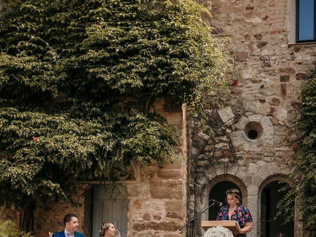 Le mariage de Jonh et Alexia à Les Arcs, Var 56