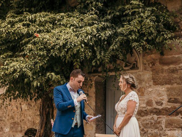 Le mariage de Jonh et Alexia à Les Arcs, Var 61