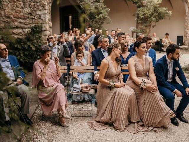 Le mariage de Jonh et Alexia à Les Arcs, Var 62