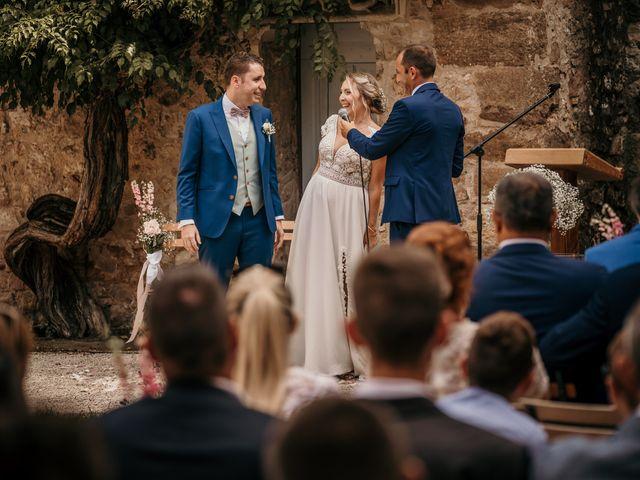 Le mariage de Jonh et Alexia à Les Arcs, Var 64